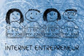 35952707-men-and-women-entrepreneurs-with-signs-that-say-i-love-my-job